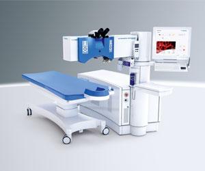 Augenlasern bei Excimer: ab 01/2014 mit dem Top-Lasergerät SCHWIND AMARIS 1050RS